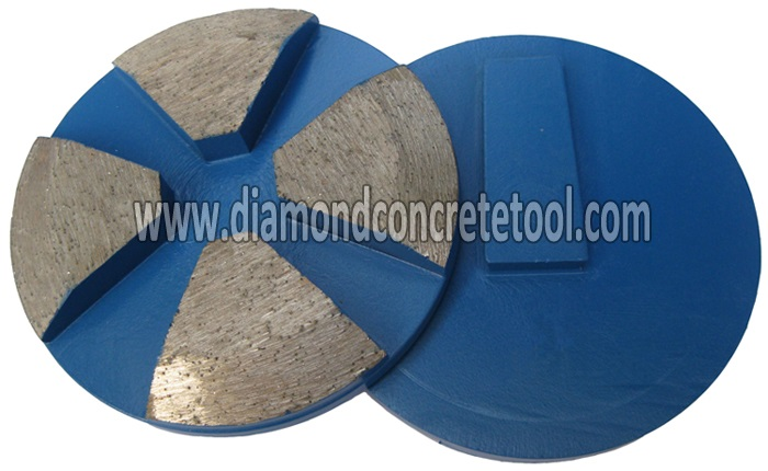 Terrco Four Segment Beveled Edge Disc