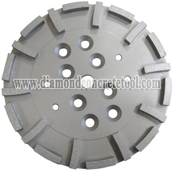 Floor Diamond Grinding Plates